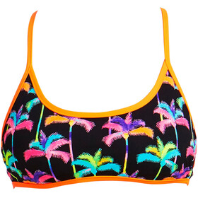 Funkita Tie Down Bikini Top Ladies Palm Drive